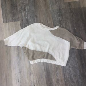 Rachel Roy Cropped Sweater